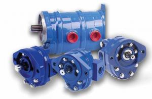 Eaton gear hydraulic pump