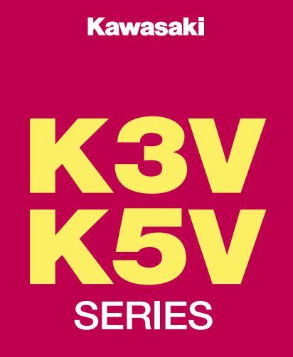 kawasaki K3V K5V
