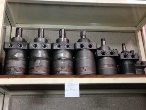 هیدرو موتور هیدرولیکی sauer