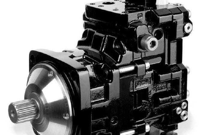 Hydraulic Motor Parker V12 V14 T12