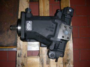 هیدرو موتور لینده BMV