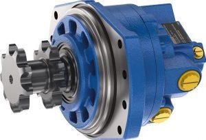 هیدرو موتور هیدرولیکی MCR-S